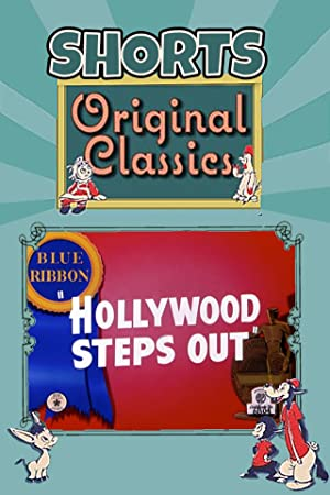 Hollywood Steps Out
